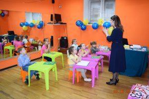 Центр эстетического развития для взрослых и детей Шаг вперёд