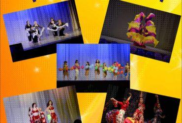 Фото- и видео- материалы отчетного концерта «Наши таланты»
